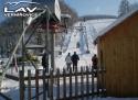LAV Vernířovice ski areál Severní Morava a Slezsko