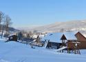 Lázeňský vrch ski areál Jeseníky