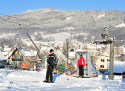 Ski areál Lázeňský vrch