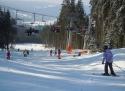 Lipno - Kramolín ski areál Jižní Čechy