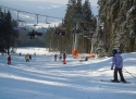 Lipno - Kramolín ski areál Šumava