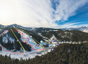 Ski areál Lopušná Dolina  - mapa areálu