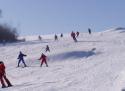 Mendl ski Břestek sjezdovka Slovácko