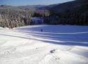 Mezivodí ski areál Beskydy