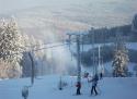 Mikulčin Vrch ski areál Bílé Karpaty