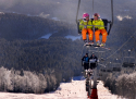 Ski areál Mitterdorf