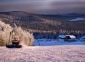 Mitterdorf ski areál Jižní Čechy