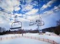 Monínec ski areál Táborsko