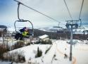 Monínec ski areál Jižní Čechy