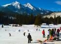 Monkova dolina ski areál Vysoké Tatry