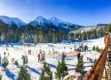 Ski areál Monkova dolina