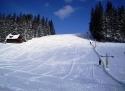 Monkova dolina ski areál Slovensko