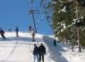 Morávka Sviňorky ski areál Beskydy