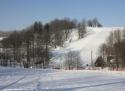 Moravský Beroun ski areál Severní Morava a Slezsko