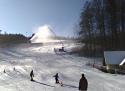Ski areál Na Dlouhých Honech - Dlouhoňovice