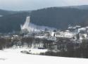 Ski areál Nad Kovárnou - Horní Vltavice