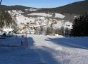 Nad Kovárnou - Horní Vltavice ski areál Jižní Čechy