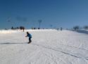 Ski areál Neklid - Boží Dar