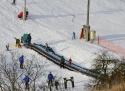 Němčičky ski areál Slovácko