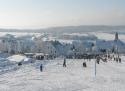 Novako - Boží Dar ski areál Krušné hory