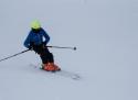 Nové Hamry - U řeky ski areál Krušné hory