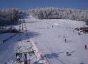 Harusův kopec - Nové Město na Moravě sjezdovka Žďárské vrchy