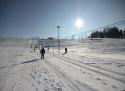Ski areál Olešnice v O.h.