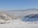 Opálená ski areál Beskydy