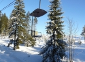 Pancíř ski areál Šumava