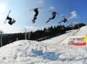 Paprsek ski areál Kralický Sněžník