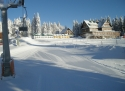 Paprsek ski areál Jeseníky