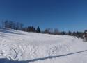 Písek u Jablunkova - Polanka sjezdovka Severní Morava a Slezsko