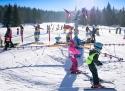 Plešivec ski areál Krušné hory