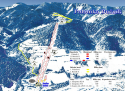 Polomka - Bučník ski areál Slovensko