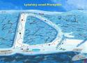 Ski areál Přemyslov  - mapa areálu