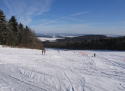 Přímda ski areál Západní Čechy