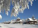 Pustevny ski areál Beskydy