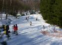 Ski areál Pyšná