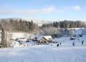 Radvanice ski areál Krkonoše
