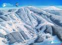 Ski areál Rokytnice nad Jizerou - Horní Domky  - mapa areálu