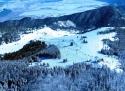 Ružomberok - Malino Brdo ski areál Velká Fatra
