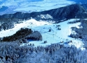 Ružomberok - Malino Brdo ski areál Slovensko
