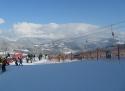 Šachty Vysoké nad Jizerou ski areál Krkonoše