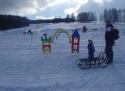 Ski areál Samoty  - Železná Ruda