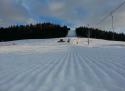 Šanov ski areál Kralický Sněžník
