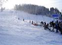 Severák ski areál Brdy