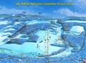 Ski areál SKI areál RS Trnava  - mapa areálu