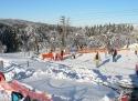 Ski areál Troják a Yetty ski lyžařská škola ski areál Hostýnské vrchy