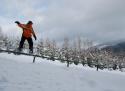 Ski areál Ski klub Ramzová pod Klínem