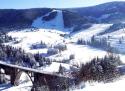 Ski Telgárt ski areál Slovensko